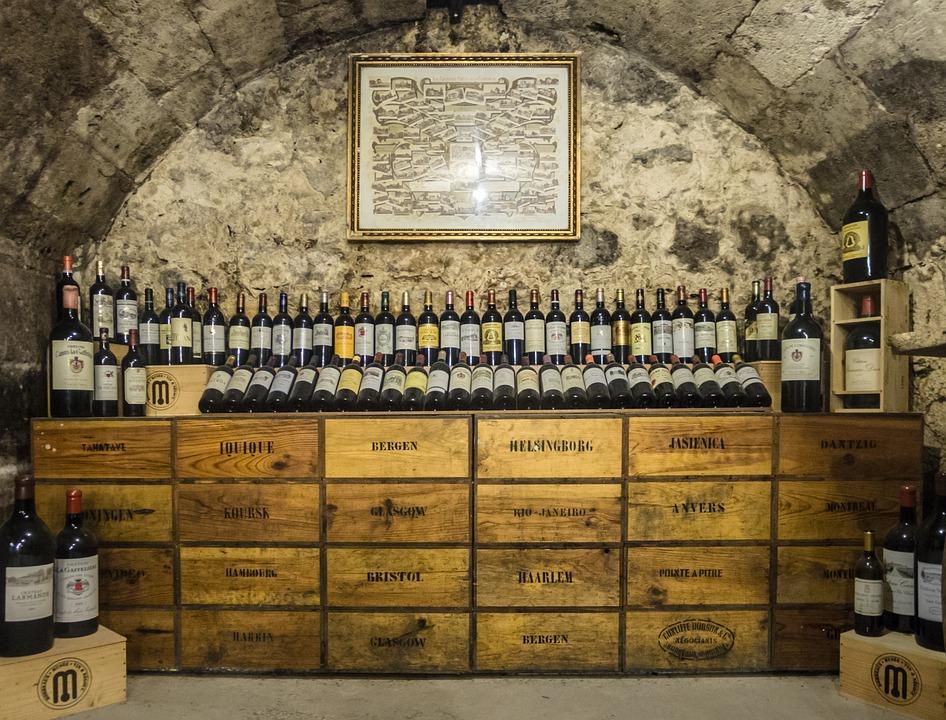 Вино більше не п'ють – в нього інвестують