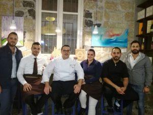 Da Via Porto a Salerno , una salumeria da grande chef