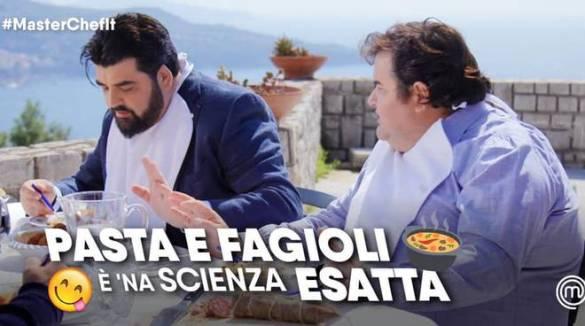 Cannavacciuolo e Gennarino Esposito che successo a Vico Equense a pranzo dalle mamme per Masterchef