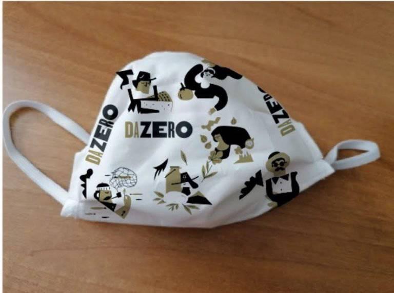 Mascherine introvabili? Arrivano in regalo con la pizza ai clienti di Milano e Torino