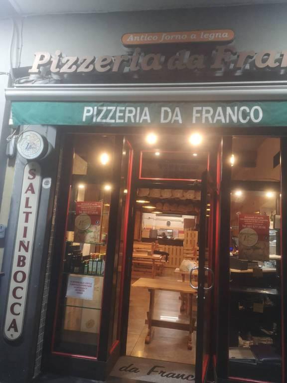 """Sorrento. La pizzeria """"Da Franco"""" riparte con le consegne a domicilio!"""