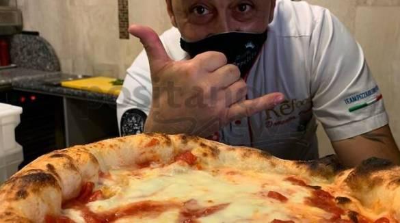 Sorrento riparte da Refood e la sua pizza con farina di Petra