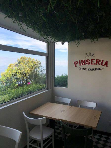 Capri. Domani l'apertura della filiale caprese della Pinseria Tre Farine