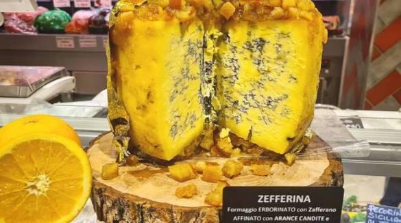 """Piano di Sorrento, gli ottimi formaggi del Supermercato Tre Esse: dalla """"Zefferina"""" alla """"Gola"""""""