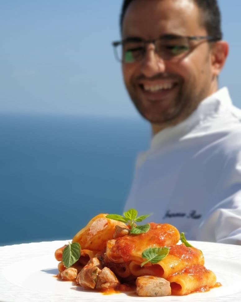 Costiera amalfitana, l'Hotel Raito meta gastronomica di successo con la guida dello chef alla riscoperta dei sapori