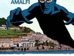 """Amalfi, un albo speciale di """"Diabolik"""" celebra il recupero di reperti archeologici dai fondali della Costiera"""