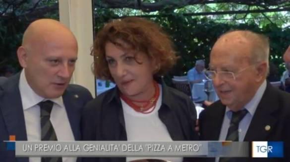 Vico Equense, Pizza a Metro brand immortale: premiata Paola Dell'Amura