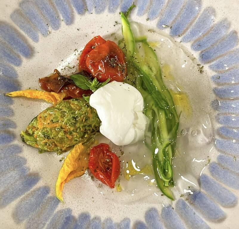 piatto medusa Gennaro Esposito