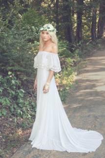 Vestidos De Noiva Boho Chic Para Voc Se Inspirar