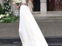 20 vestidos de noiva Boho Chic para você se inspirar ...