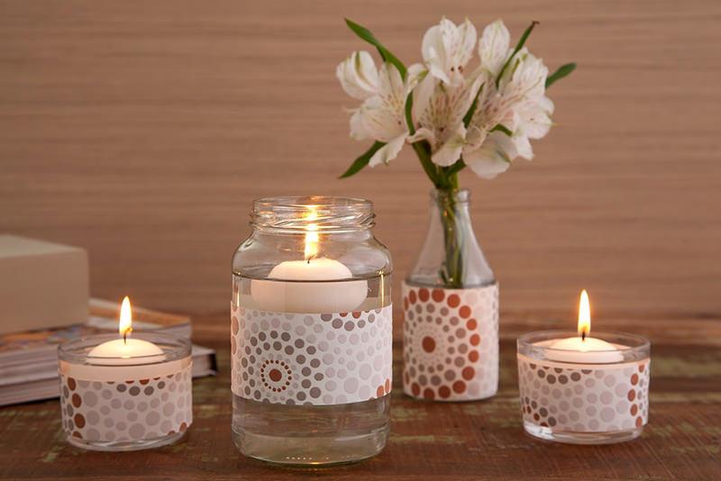 25 inspiraes de decorao com velas para casamento  eNoivado
