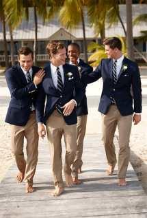 Vestir Em Um Casamento Na Praia - Enoivado
