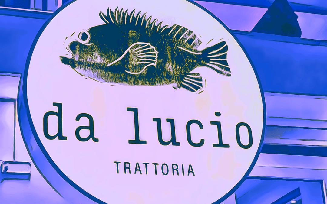 Trattoria Da Lucio (Rimini), ossimoro marinaro dal sound ispirato