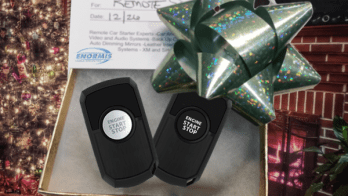 Did You Receive An Enormis Remote Start As A Gift?