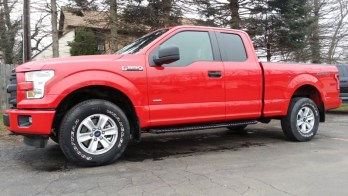 2015 Ford F150 XL Remote Starter And Backup Camera