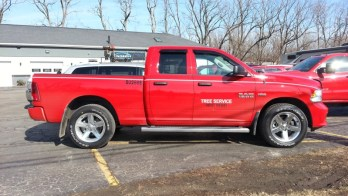 2016 Dodge Ram Backup Camera Solution Works With Factory Screen