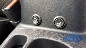 Mitsubishi Outlander Sport Heated Seats