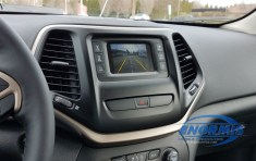 Jeep Cherokee Backup Camera