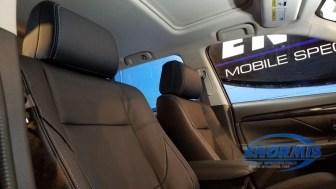 Mitsubishi Outlander Headrest Monitors