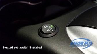 Heated Seat Switch