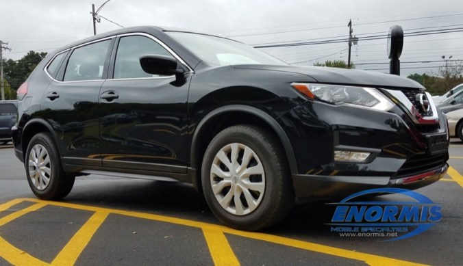 safer driving for erie client thanks to nissan rogue fog. Black Bedroom Furniture Sets. Home Design Ideas