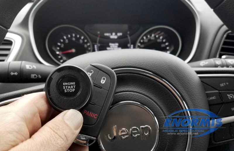 Jeep Compass Remote Starter