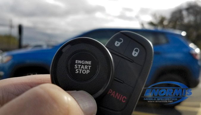 Jeep Compass Remote Starter