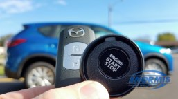 Mazda CX-5 Remote Car Starter