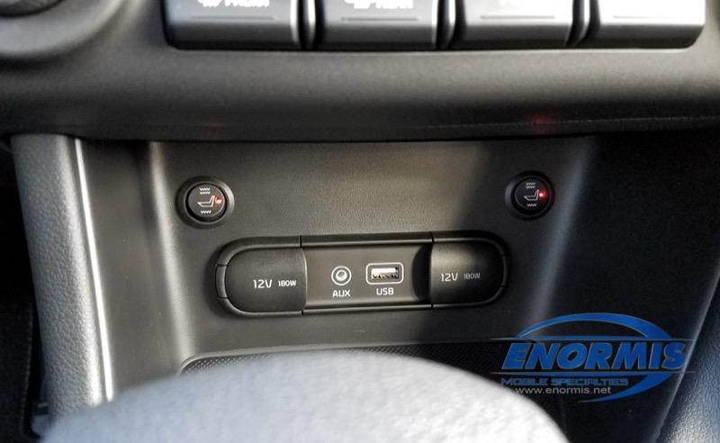 Kia Sportage Heated Seats