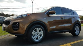 Kia Sportage Heated Seats and Remote Starter for Erie Dealership