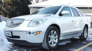 Buick Enclave Heated Seat Repair