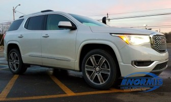 GMC Acadia CD Player