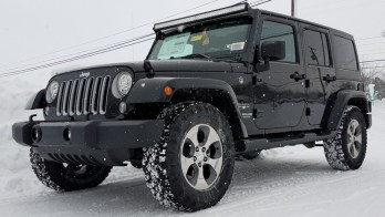 2017 Jeep Wrangler Sahara Backup Camera for Waterford Dealership