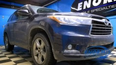 Toyota Highlander Lock Repair