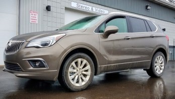 Tidioute Client Adds 2018 Buick Envision Rear Seat Entertainment