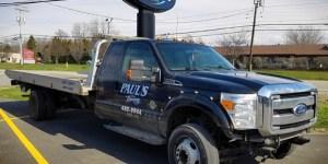 Ford F-550 Electrical Repair