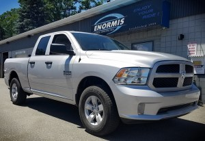 Ram Dealership Contacts ENORMIS for Heated Seats in RAM 1500