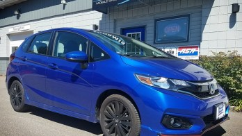 West Erie Client Adds Remote Starter to Honda Fit for Improved Comfort