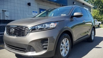 Kia Sorento SiriusXM Upgrade for Sherman, NY, Political Radio Enthusiast