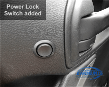 Jeep Wrangler Power Locks