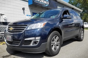 Chevy Traverse MyLink