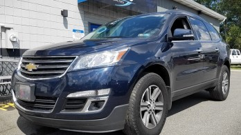 Chevy Traverse MyLink Upgrade for Harborcreek Client