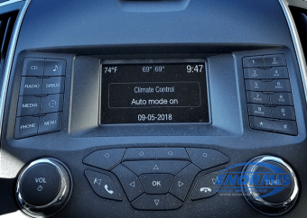 Ford Edge Remote Starter
