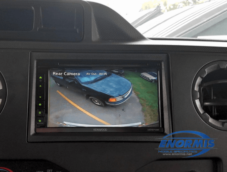 Motorhome Backup Camera