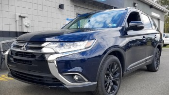 2018 Mitsubishi Outlander Remote Start for Southwest Erie Client