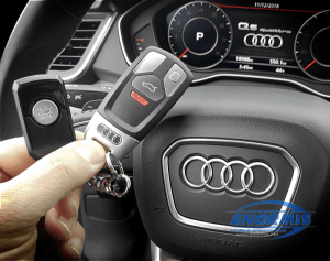 Audi Remote Start