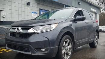 Fairview Resident Improves 2018 Honda CR-V Factory Remote Start