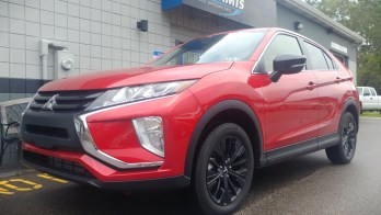 New 2018 Mitsubishi Eclipse Cross Gets Two-way Remote Start Upgrade