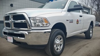 Repeat Erie Customer Gets 2018 Ram 2500 Ready for Winter