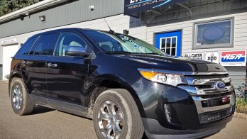 ENORMIS Electrical Expertise Fixes HVAC Issue in a 2014 Ford Edge